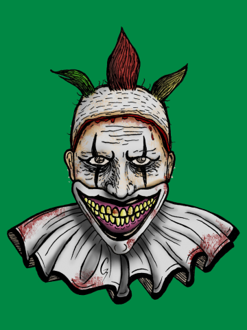 Twisty the Clown - American Horror Story