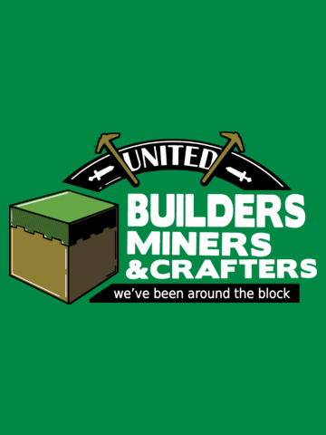 Union Slogan - Minecraft