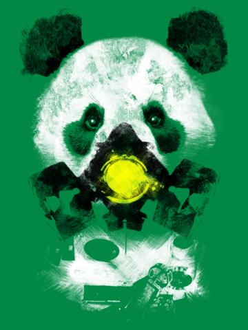Panda bastard