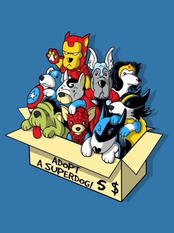 Adopt a Superdog