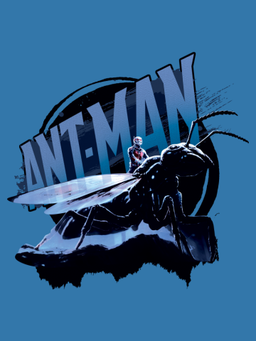 Ant-Man's Ride