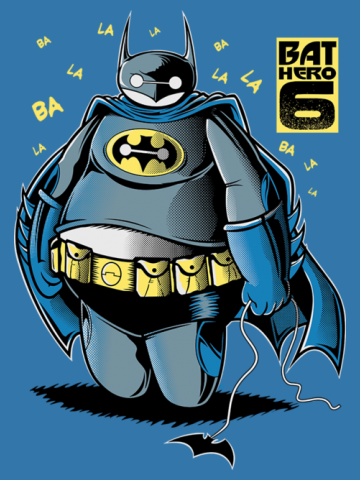 BAT HERO 6