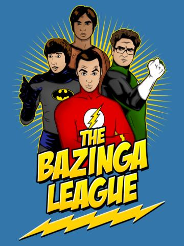 Bazinga League