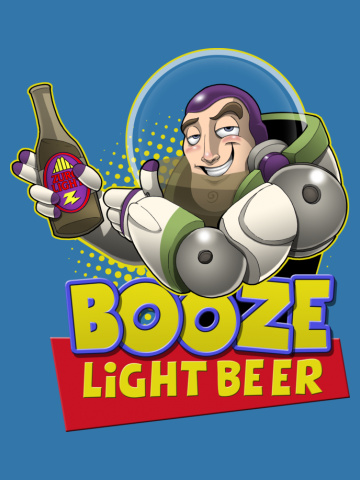 Booze Lightbeer