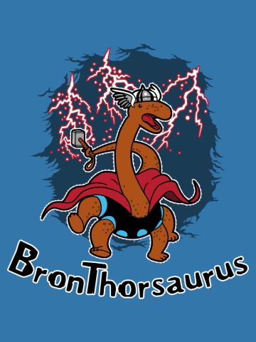 BronTHORsaurus