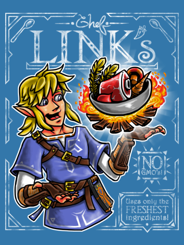 Chef Link's