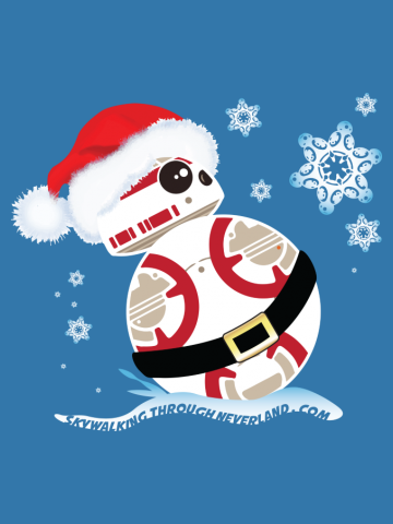 Christmas In The Stars With BB-8!