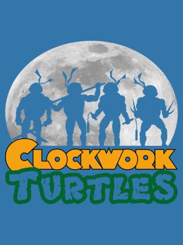 Clockwork turtles