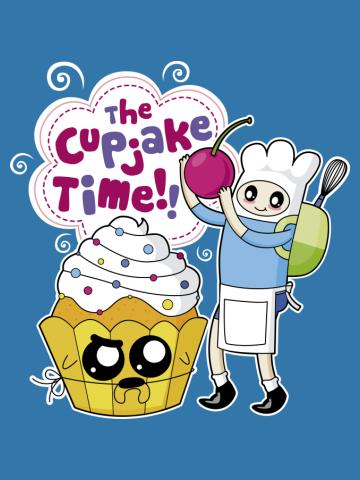 Cupjake Time