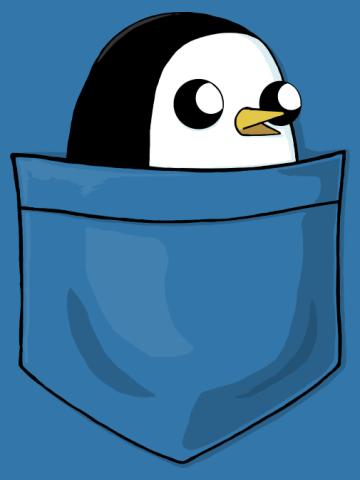 Evil Penguin