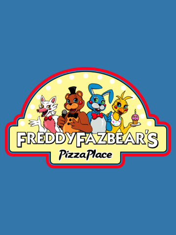 Five Nights at Freddy's 2 - Freddy Fazbear's Logo