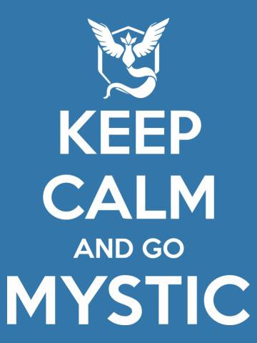 GO! Mystic