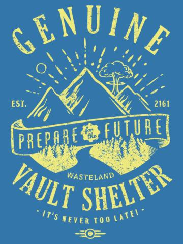Genuine Vault - Fallout