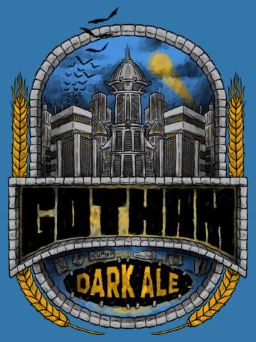 Gotham Dark Ale