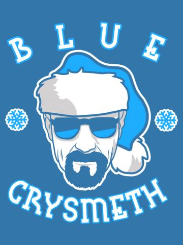 I'll Have a Blue Crysmeth