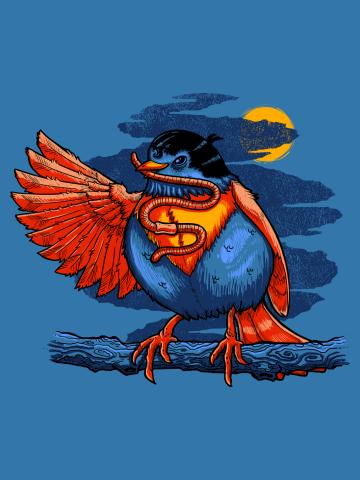 It's A Bird