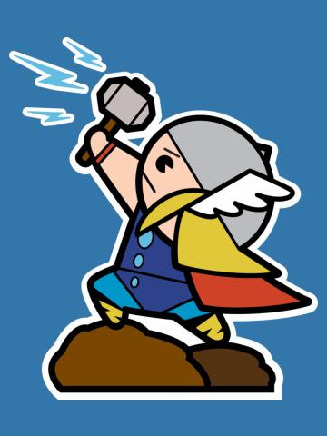 Kawaii Thor