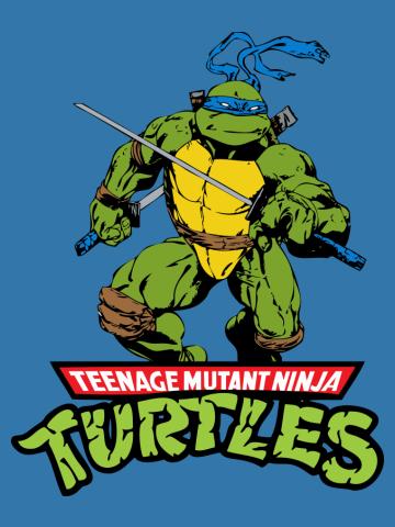 Leonardo teenage mutant ninja turtle