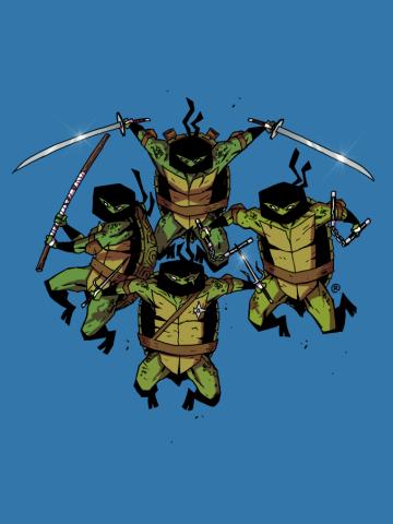 Ninja Tortoises