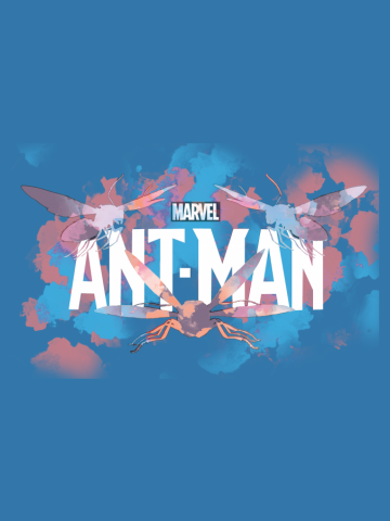Painted Ant-Man