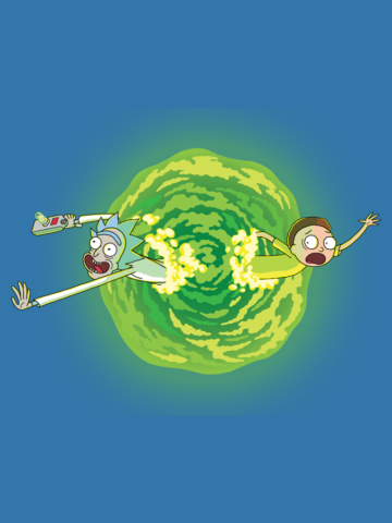 Rick and Morty Portal