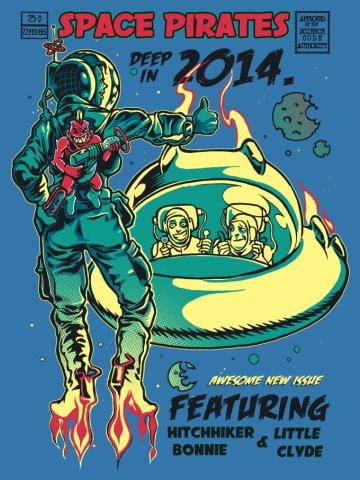Space Pirates 2014