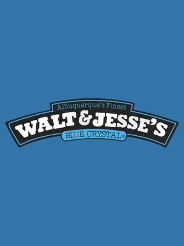 Walt & Jesse's Blue Crystal