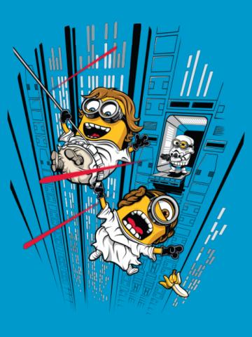 Despicable Star Wars Minions