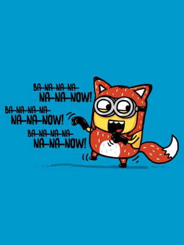 Fox Minion