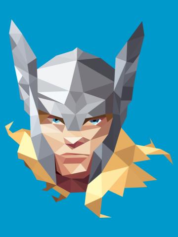 Geometric Thor