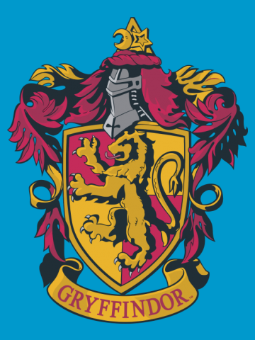Gryffindor Crest - Harry Potter