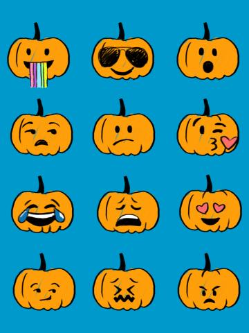 Halloween Emojis