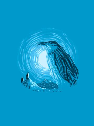 Iceberg Penguin