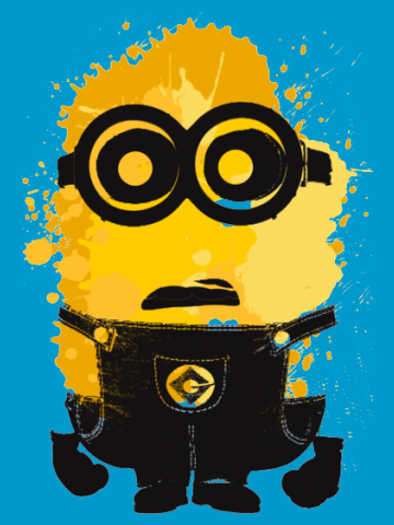 Minion Splash