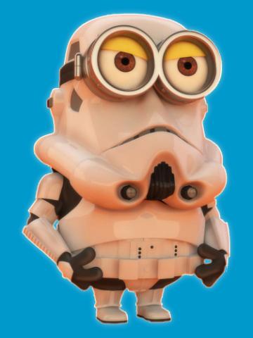 Minion Trooper - Star Wars