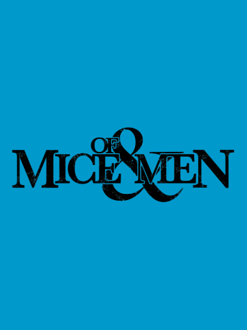 Of Mice and Man - Simple Logo