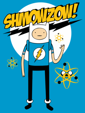 Shmowzow - Adventure TIme