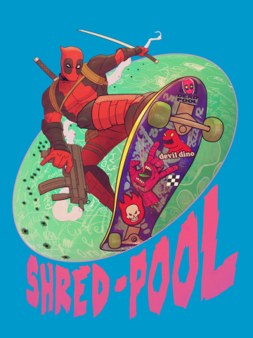 Shred-Pool