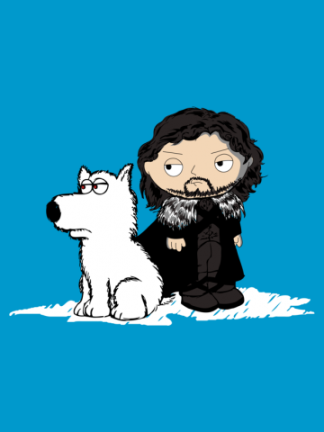 Stewie Lannister - Game of Thrones