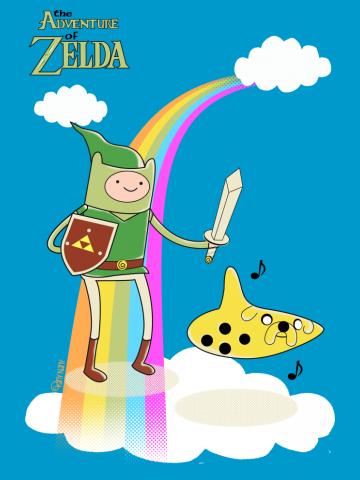 The Adventure Of Zelda