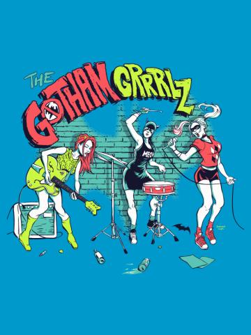 The Gotham Grrlz