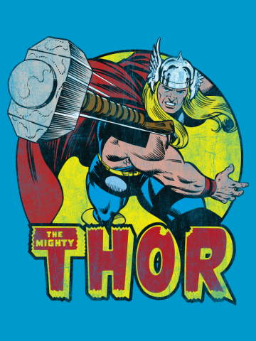 Thor Springs Into Action