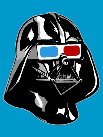 3D Vader