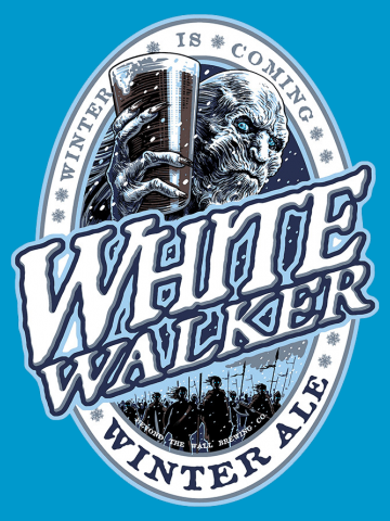 White Walker Ale - Game of Thrones