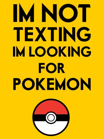 Pokemon Go Addict