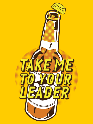 Take Me To Your Leader (Brave Brew World)