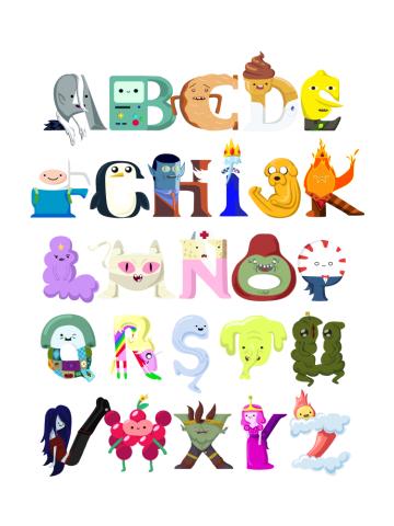 Adventure Alphabet