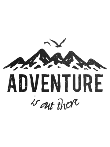 Adventure is out there ALT-0