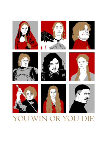 All Characters - Game of Thrones
