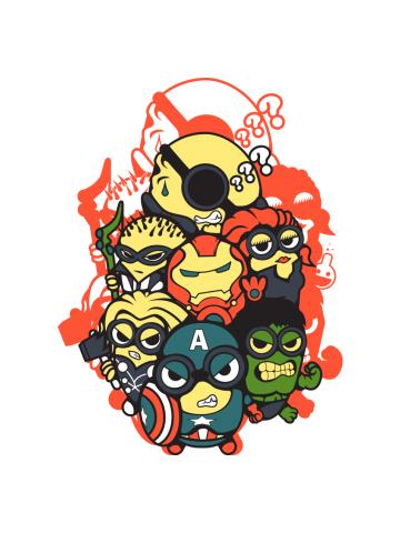 Avengers - Minions